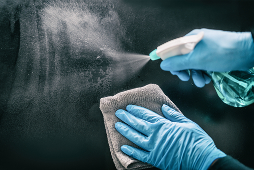 What DIY cleaning products